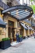 Waldorf Hilton hotel in London, UK — Stock Photo