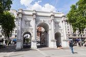 Marble Arch in London, UK — Stok fotoğraf