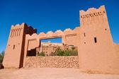 Historical mountain village Ait-Ben Haddou, Morocco — Φωτογραφία Αρχείου