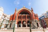 Mercado de Colon v Valencia, Španělsko — Stock fotografie