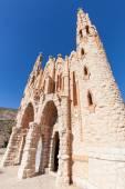 Secesní budovy kostela v Novelda, Španělsko — Stock fotografie