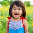 Nice big smile from asian children — Stock Photo #56136415