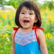 Nice big smile from asian children — Stock Photo #56136499