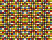 Candy color mosaic Tiles — Stock Photo