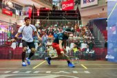 CIMB Malaysian Open Squash Championship 2014 — Stock fotografie