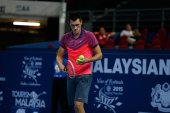 Malaysian Open Tennis 2014 — Stock Photo