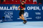 Malaysian Tennis Open — Stockfoto