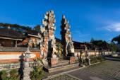 Pura Danu Bratan, Bali Indonesia — Stock Photo