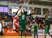 ASEAN Basketball League — Foto Stock