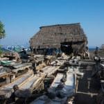 ������, ������: Sea salt manufacturing Bali Island