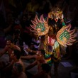 Kecak Fire Dance, Bali Island — Stock Photo #54703183