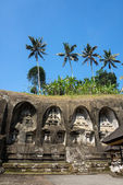 Temple de Gunung kawi — Photo