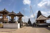 Besakih Temple Complex, Bali Island, Indonesia — Stock Photo