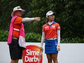 2014 Sime Darby LPGA Malaysia — Stock Photo