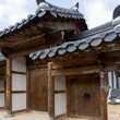 Jeonju Hanok Village — Stock Photo #58159251