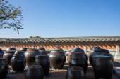 Korean winery — Stock Photo