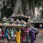 Thaipusam festival in Batu Caves, Kuala Lumpur, Malaysia. — Stock Photo #64520909