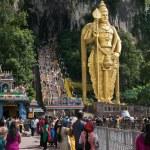 Thaipusam festival in Batu Caves, Kuala Lumpur, Malaysia. — Stock Photo #64521975