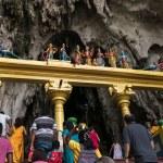 Thaipusam festival in Batu Caves, Kuala Lumpur, Malaysia. — Stock Photo #64523945