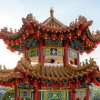 Thean Hou temple pagoda — Stock Photo #64853745