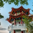 Thean Hou temple pagoda — Stock Photo #64854173