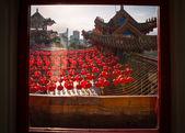 Templo de Thean hou, kuala lumpur — Foto de Stock