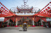 Thean Hou Temple, Kuala Lumpur — Stock Photo