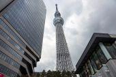 Tokio skytree — Zdjęcie stockowe