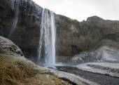 Seljalandsfoss  waterfalls, Iceland — Stock Photo
