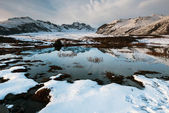 Vatnajokull National Park, Iceland — Stock Photo