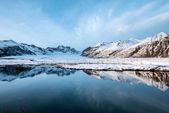Vatnajokull nationalpark på Island — Stockfoto