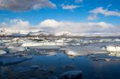 Jokullsarlon, Iceland — Stock Photo