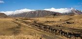 冰岛的景观 — 图库照片