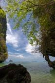 Beautiful seascape in Phuket — Stock Photo