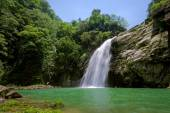 Waterfall in Longji, China — Stock Photo