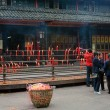 Buddhist temple in Sichuan, China — Stock Photo #76786331