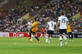 Futbol Tottenham Hotspur vs Malezya — Stok fotoğraf