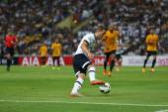 Football Tottenham Hotspur vs Malaysia — Stock Photo