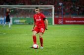 Liverpool Asia Tour 2015 — Stock Photo