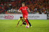 Liverpool Asia Tour 2015 — Stock Photo