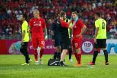 Liverpool Asia Tour 2015 — Stockfoto