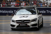 2015 Kuala Lumpur City Grand Prix — Stockfoto