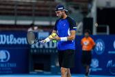 Malaysian Open Tennis 2015 — Stock Photo