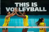 Fivb women's world gp 2014 — Stockfoto