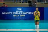 FIVB Women's World Grand Prix 2014 — Stock Photo