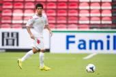 AFC U-16 CHAMPIONSHIP THAILAND 2014 — Stock Photo