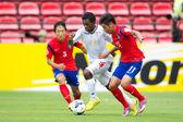 AFC U-16 Championship Thailand 2014 — ストック写真