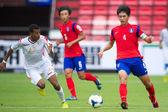 AFC U-16 Championship Thailand 2014 — Foto de Stock
