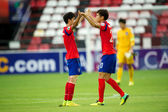 AFC U-16 Championship Thailand 2014 — Stock Photo