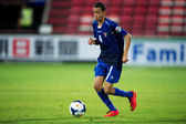 AFC U-16 Championship between Kuwait and DPR Korea — Foto Stock